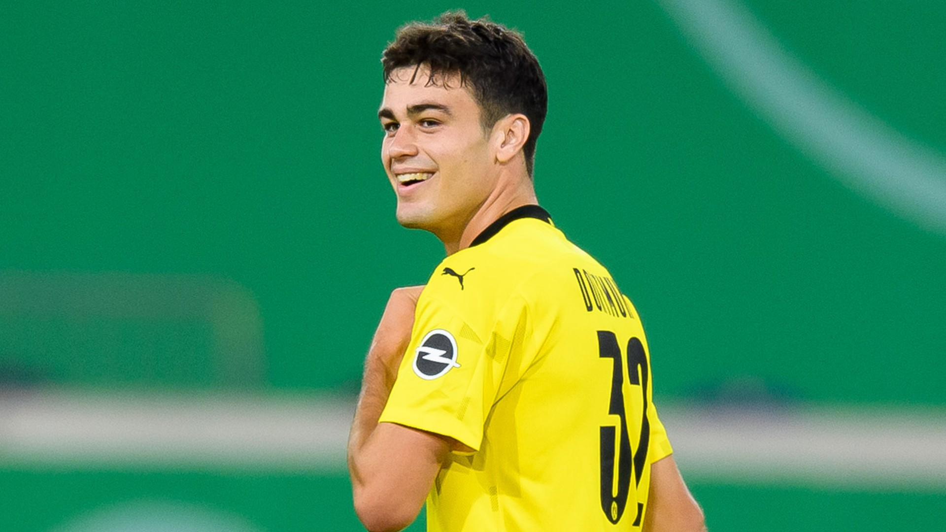 Dortmund star Reyna details half-time instructions ahead of game-changing Lazio appearance