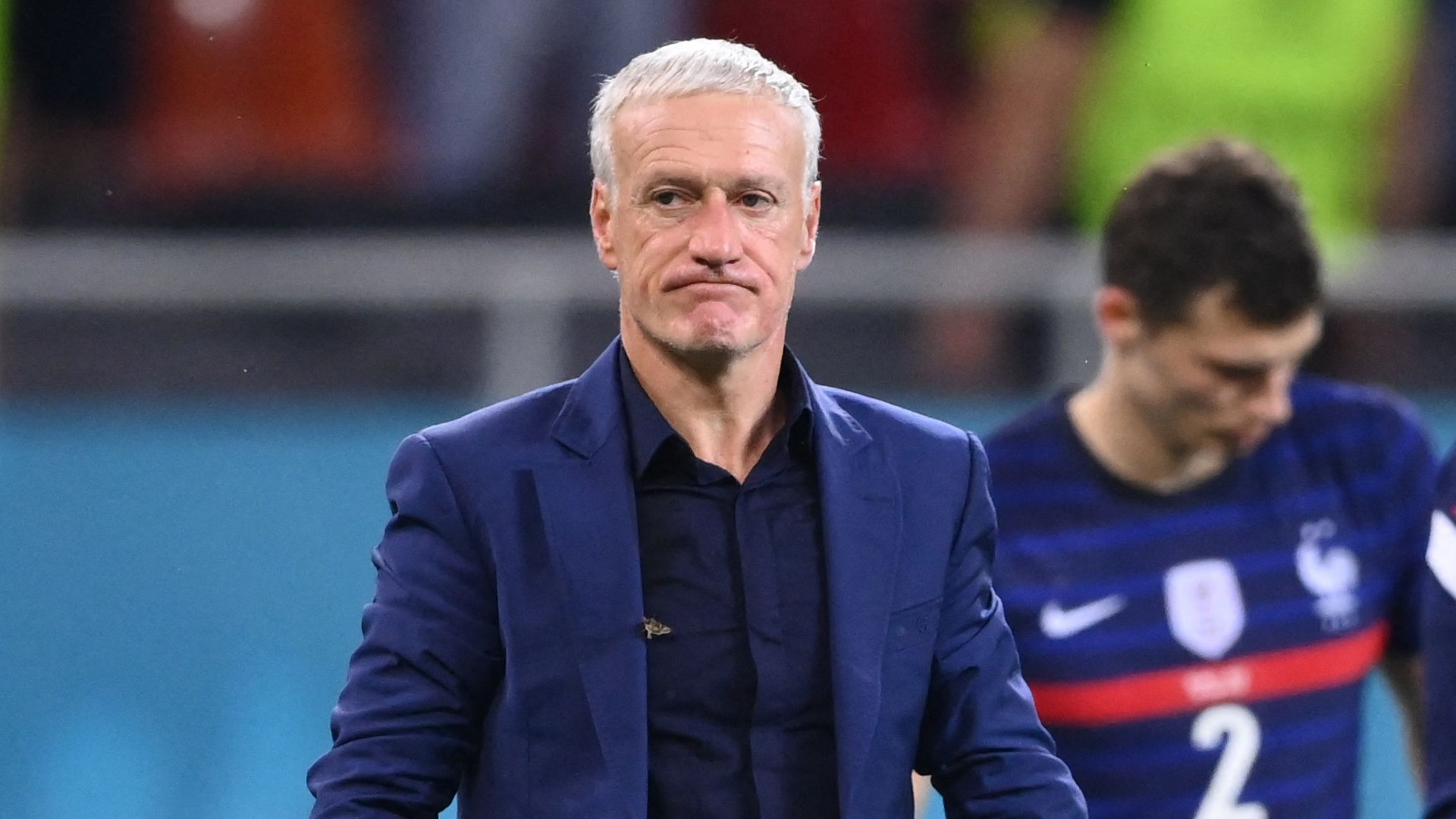 Deschamps takes the blame for France's Euro 2020 failure following capitulation against Switzerland