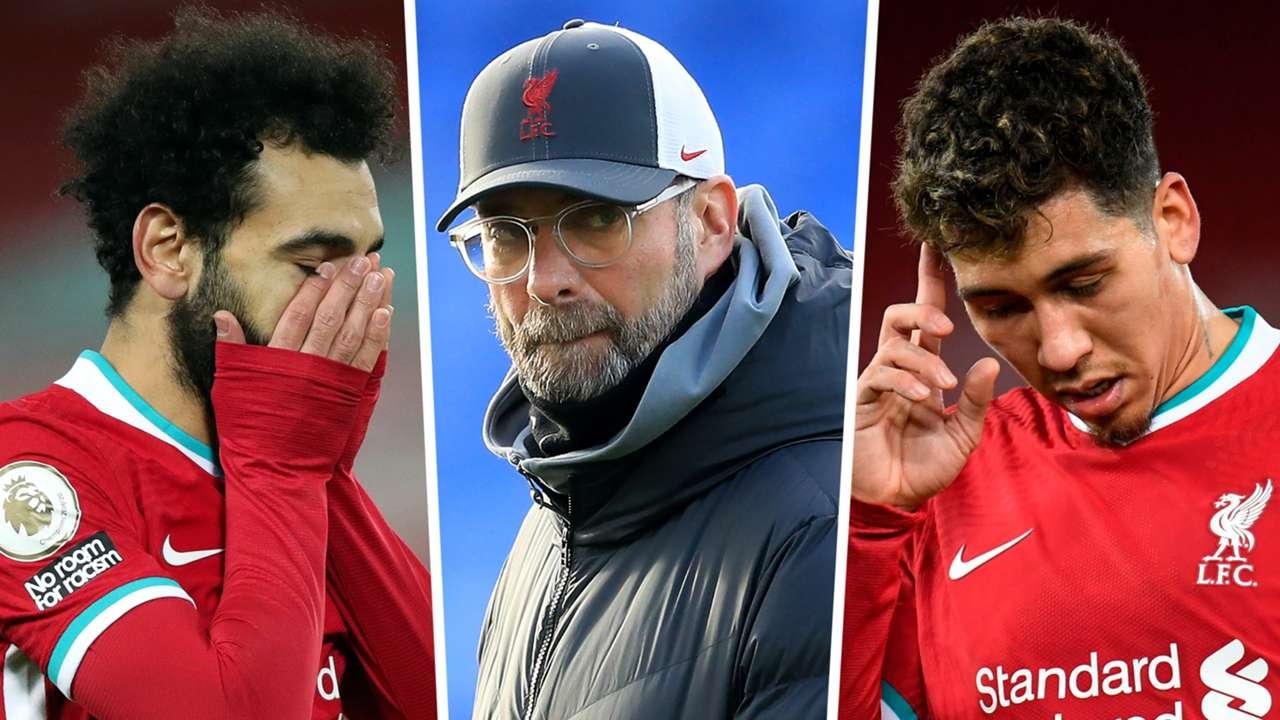 Mohamed Salah Jurgen Klopp Roberto Firmino Liverpool GFX