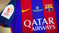 Barcelona camiseta final Copa del Rey 2017