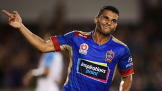 Andrew Nabbout Newcastle Jets