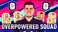 FIFA 19 Squad Builder Serie A