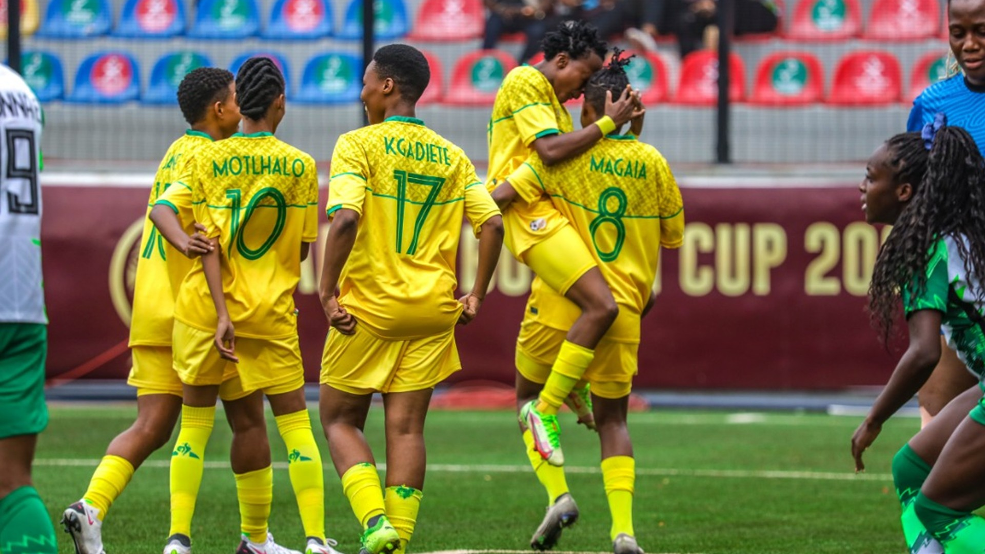 2022 AWCON Qualifiers: Mozambique 0-7 South Africa – Banyana Banyana rout hosts