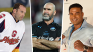 Cech Cantona Wiese footballers who took up other sport
