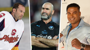 Footballers who switched sports: Cech, Cantona & 20 players who made surprise swaps
