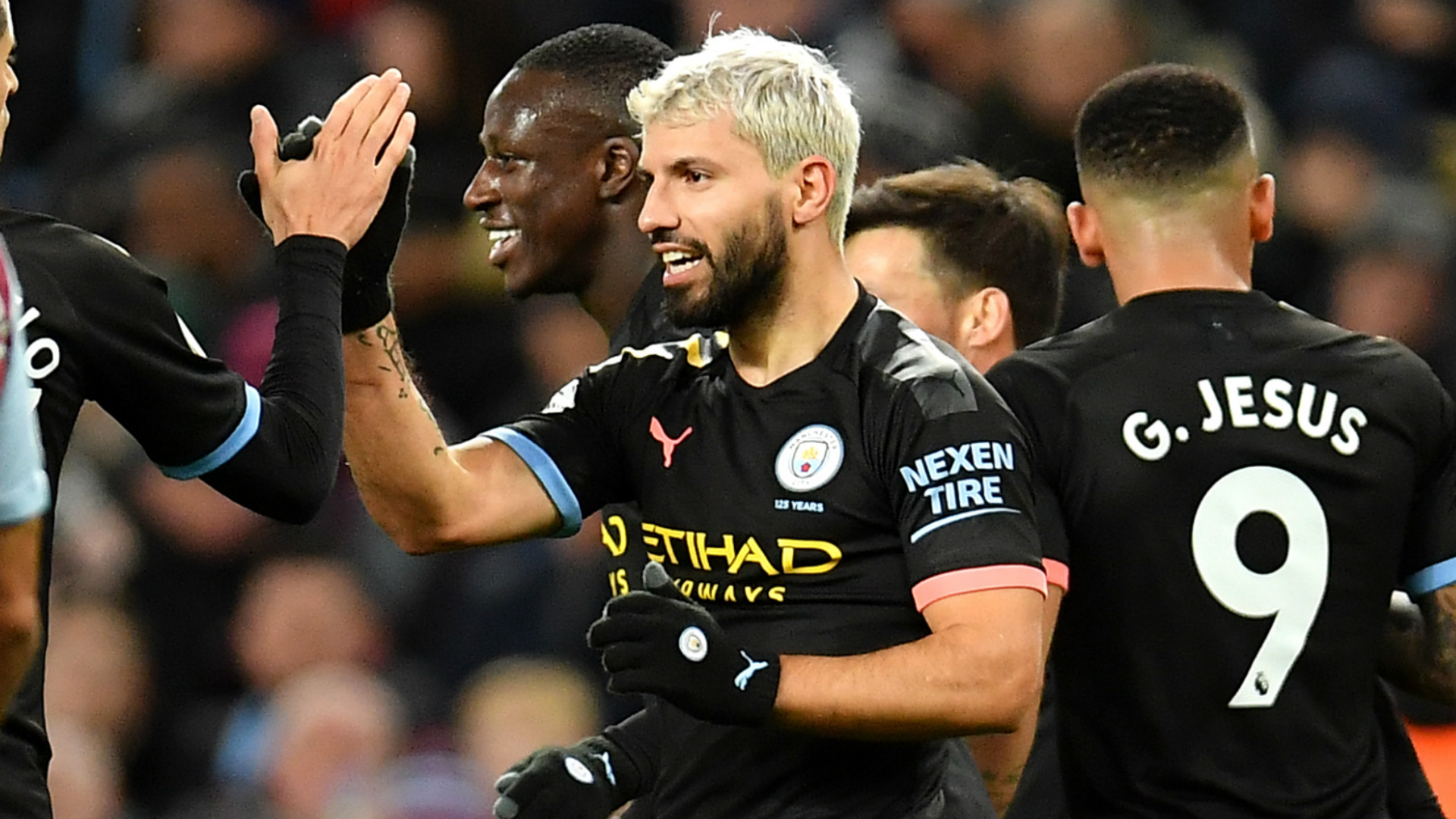 Aguero surpasses Henry as top overseas goalscorer in Premier League history