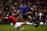 Robben VS Man United