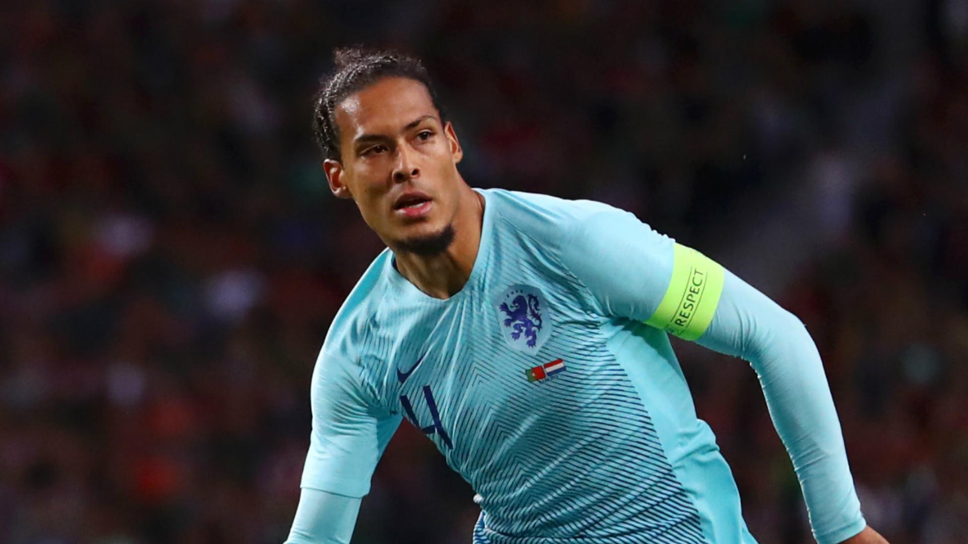 Virgil Van Dijk Nations League Final Defeat Won T Ruin Netherlands Progress Goal Com