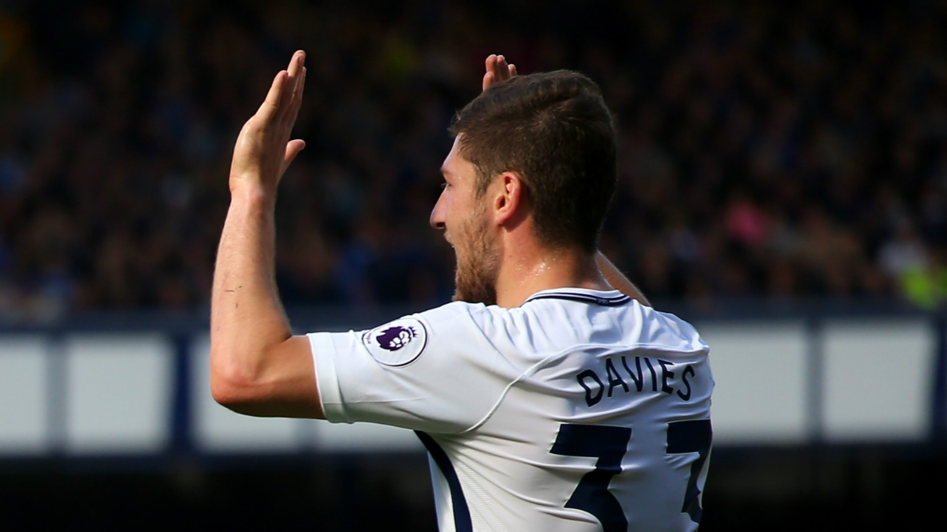 Ben Davies Tottenham