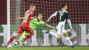 Cristiano Ronaldo Leverkusen Juventus 11122019