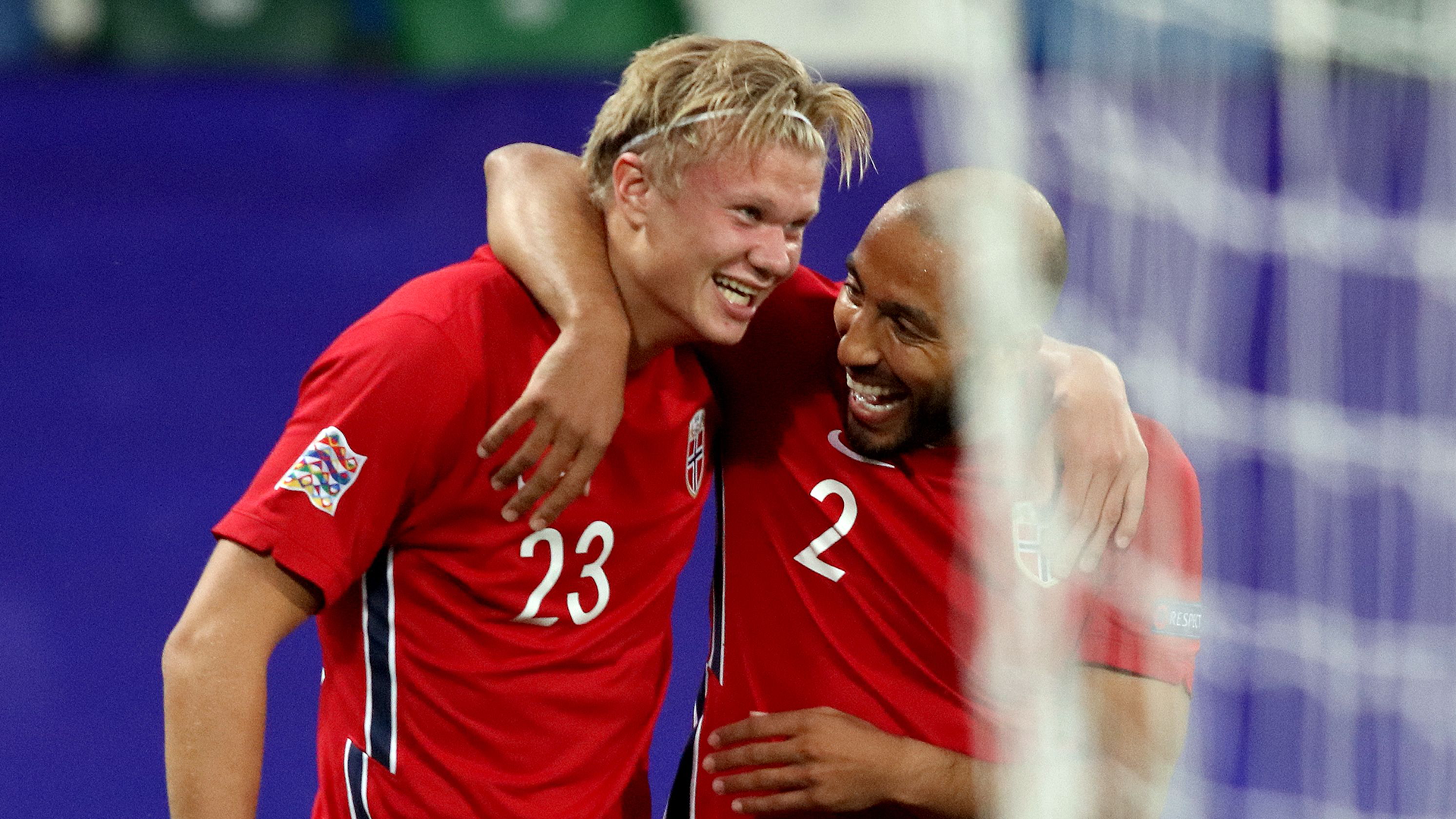 You Never Know Haaland Addresses Possibility Of Premier League Move After Inspiring Norway S Win Over Northern Ireland Goal Com