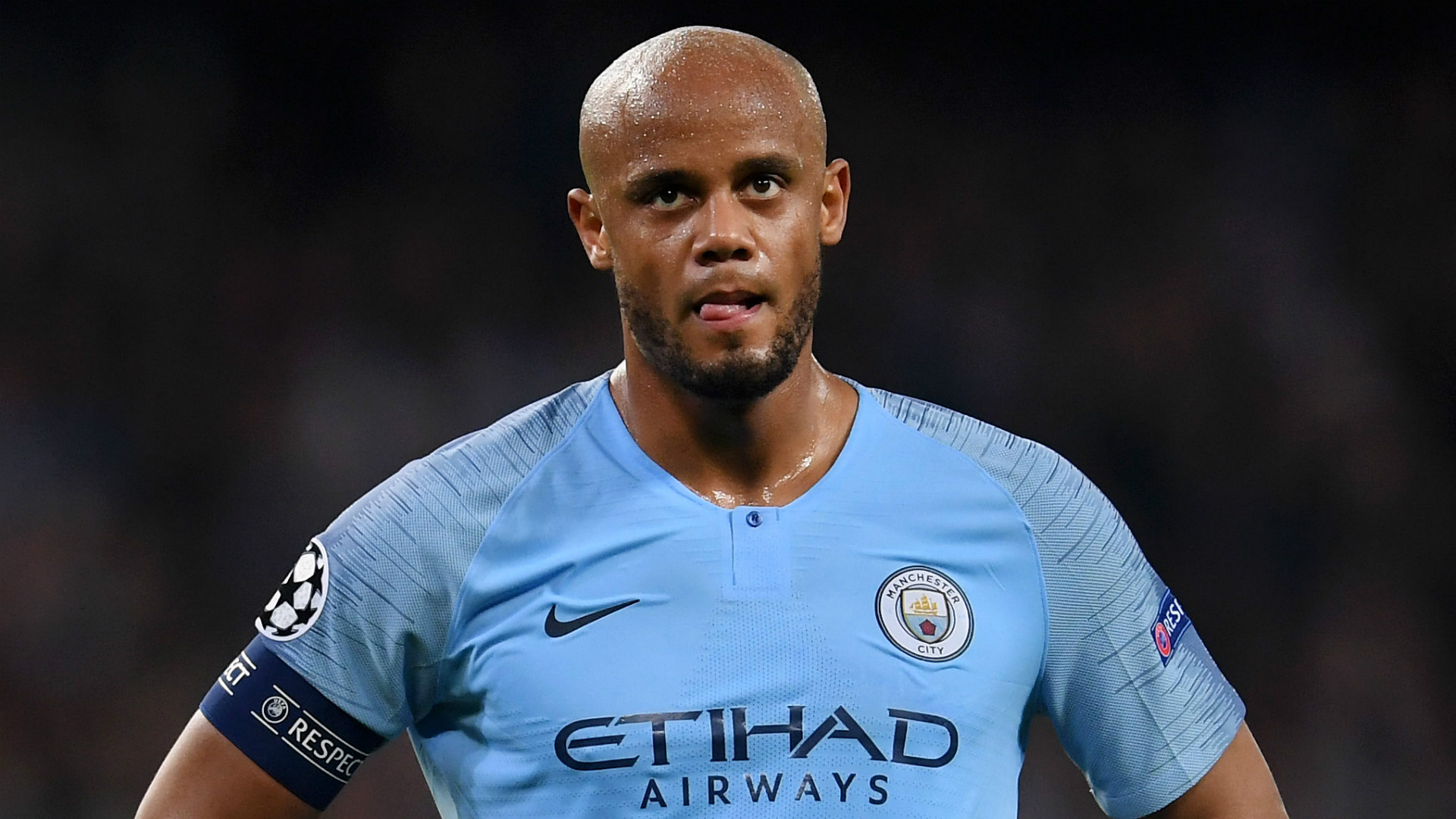 Vincent Kompany contract: 'Man mountain has to stay' - Man City ...
