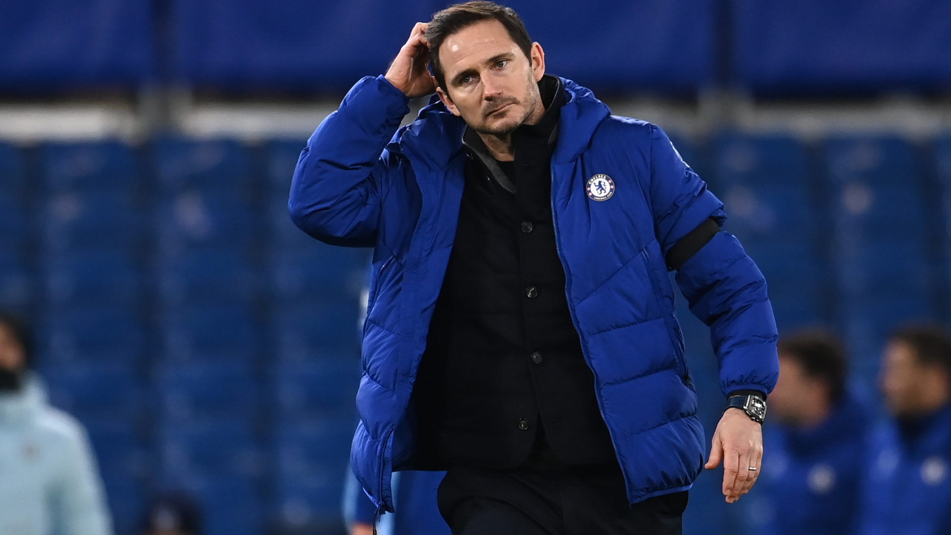 'We love you but we love Chelsea even more' - Nigeria fans react to Lampard dismissal