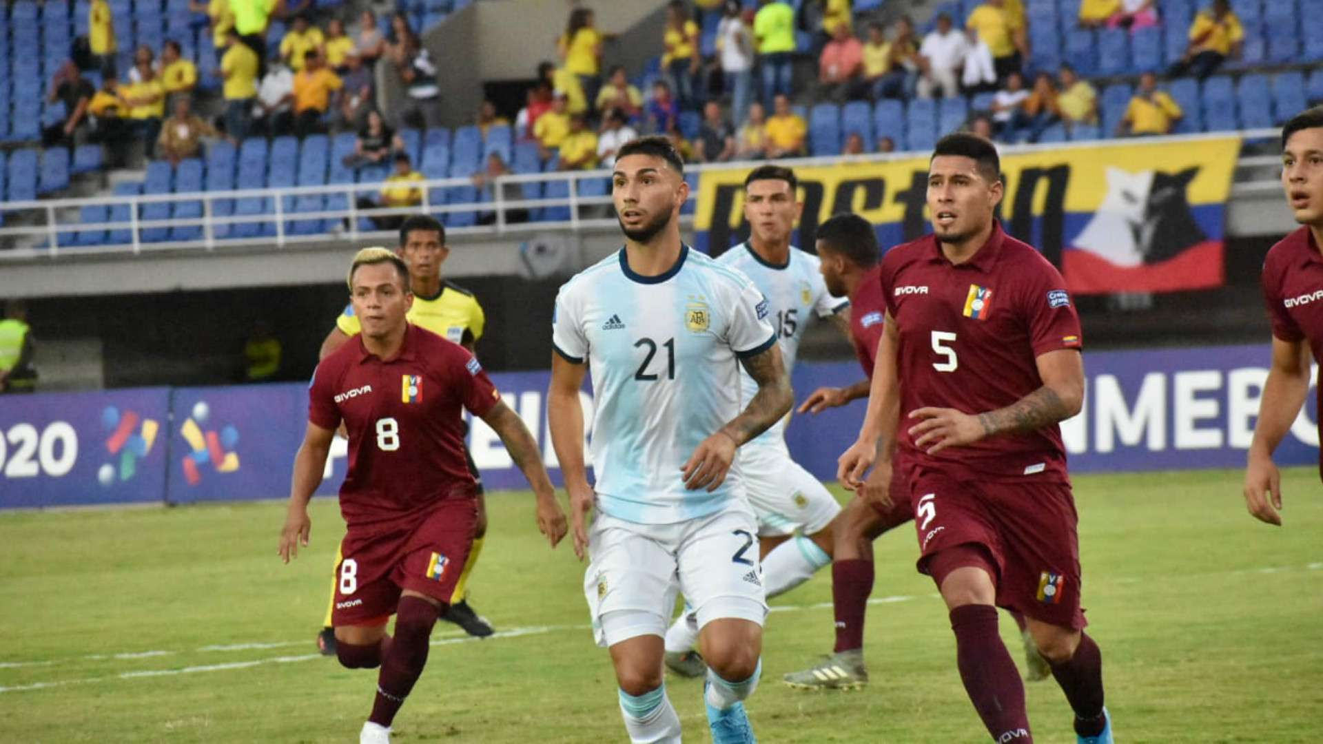 Venezuela vs. Argentina, por las Eliminatorias sudamericanas: cuándo es,  dónde y posibles formaciones | Goal.com