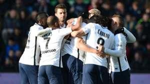 Metz PSG Ligue 1 18042017