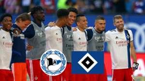 Arminia Bielefeld vs. HSV (Hamburger SV): TV, LIVE-STREAM, Highlights, TICKER - so wird die 2. Bundesliga heute übertragen
