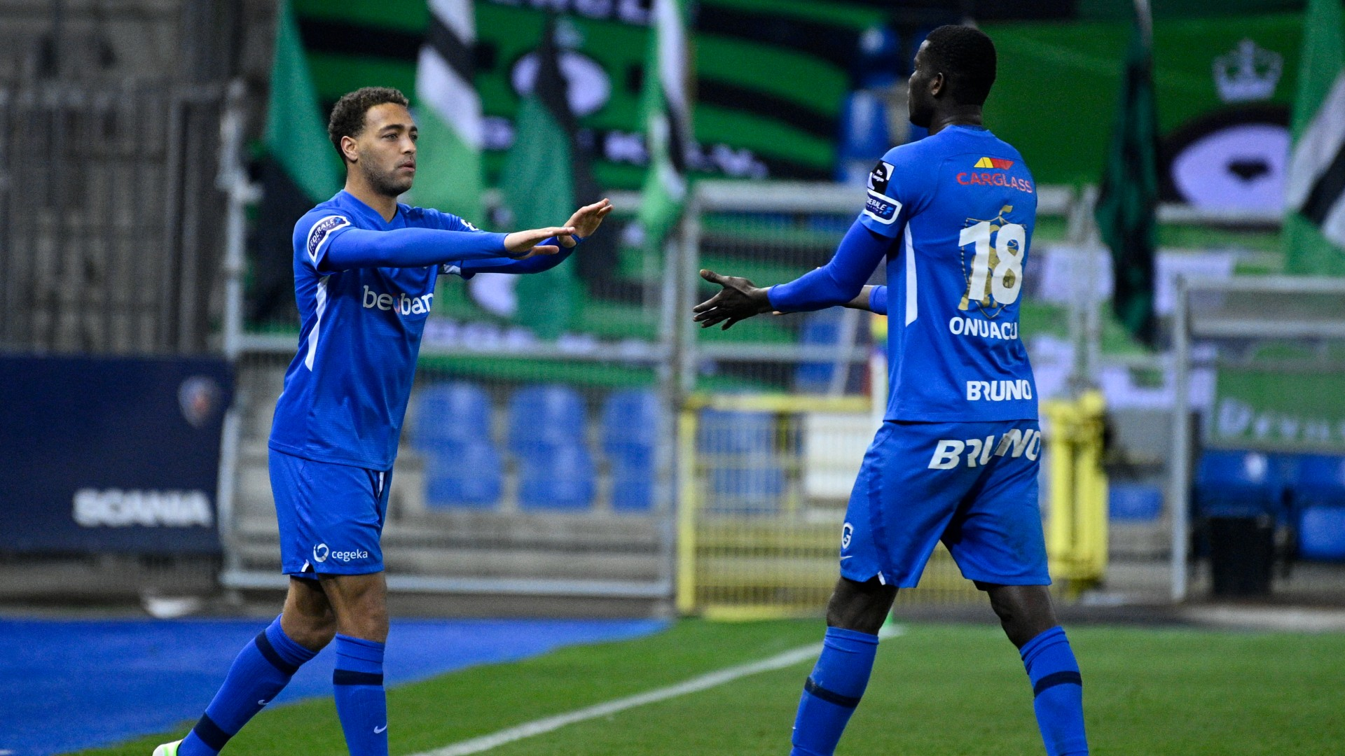Dessers: When Onuachu leaves Genk I must be able to stand there