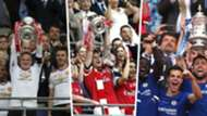FA Cup Manchester United Arsenal Chelsea