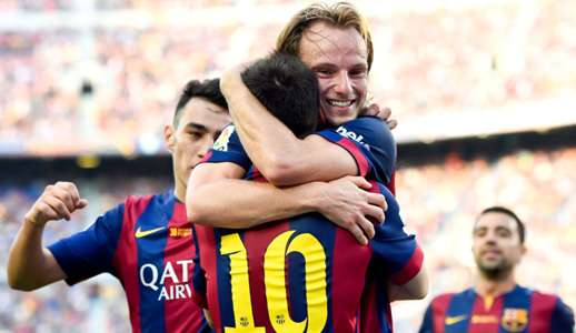 Barcelona Gegen Neapel