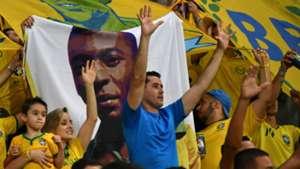 Brasil Chile Eliminatorias Sudamericanas Fecha 18 Hinchas