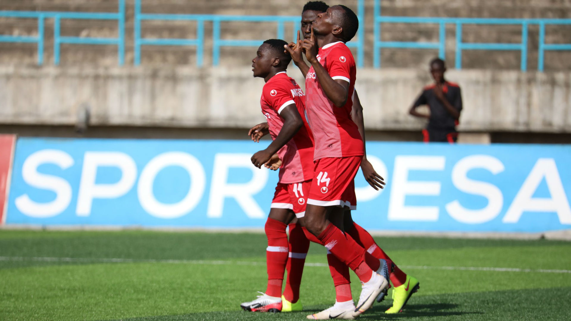 I'm not giving up against Kagere in Golden Boot race - Namungo FC's Lusajo