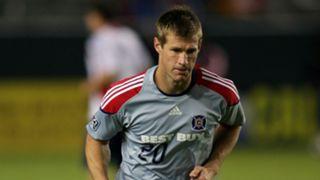 Brian McBride Chicago Fire MLS 2010