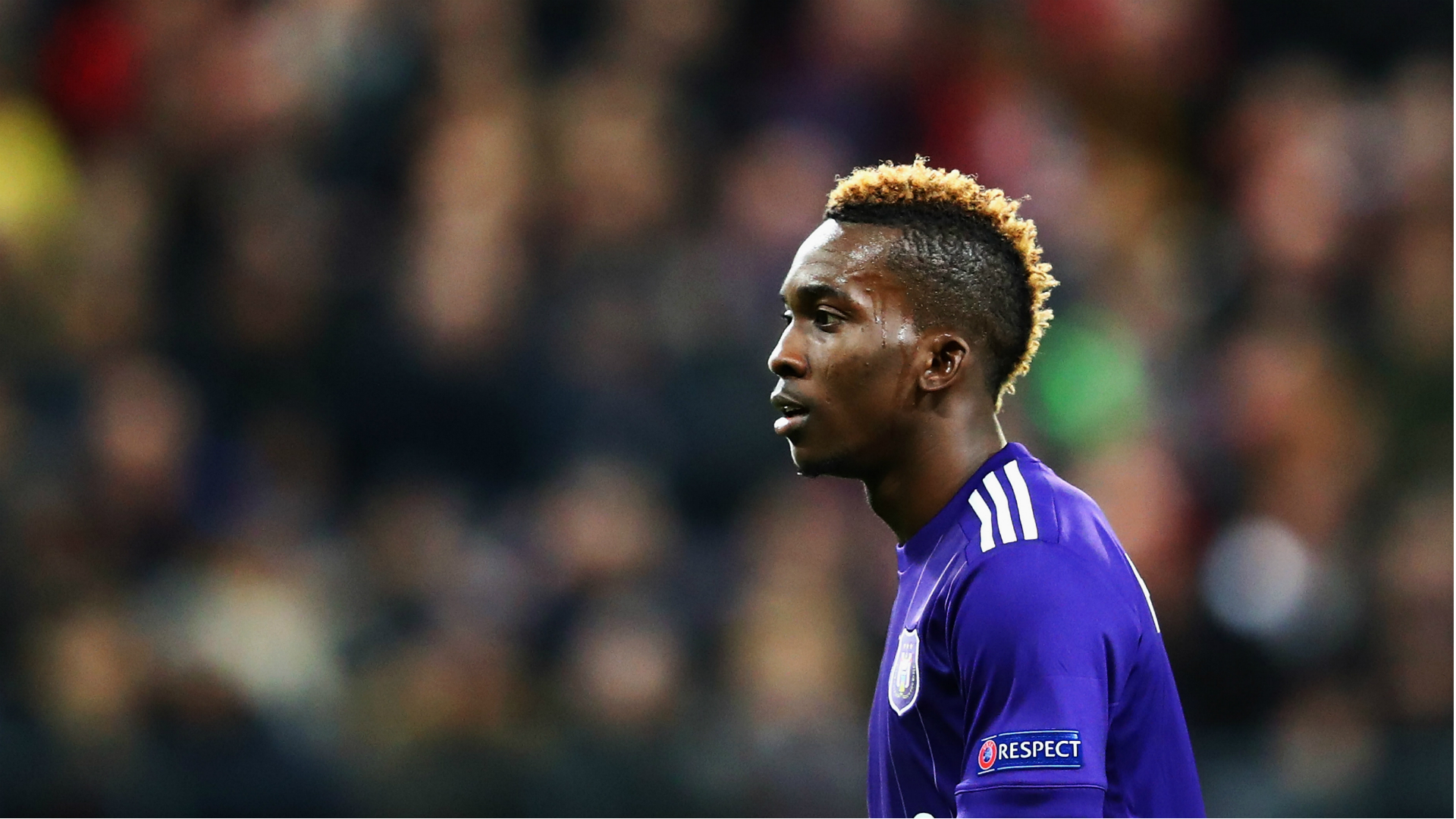 Onyekuru reveals how Anderlecht denied him a chance to play in Premier League and World Cup