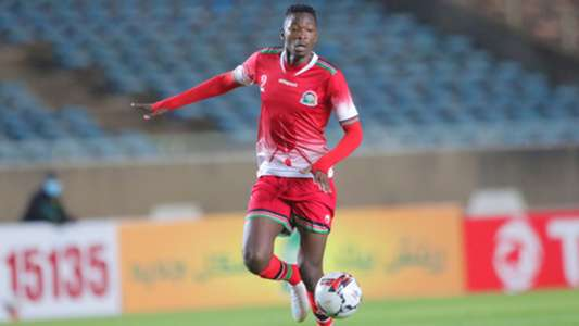 Omurwa: Harambee Star on what Onyango told him after red card against Egypt | Goal.com