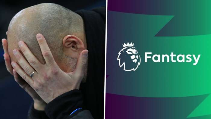 Fantasy Premier League FPL head in hands defeat