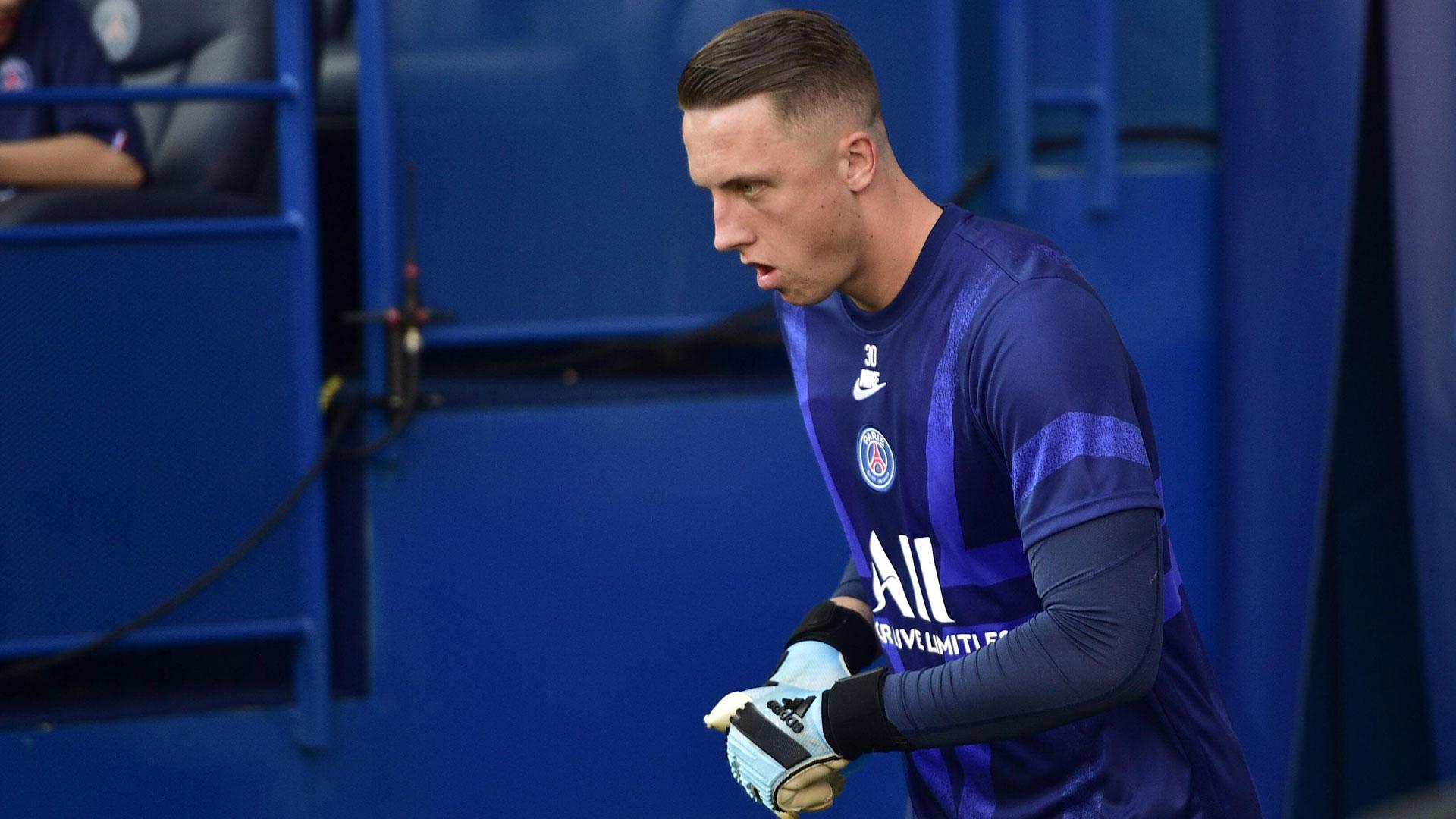 Mercato - PSG : Marcin Bulka veut partir pour avoir du temps de jeu