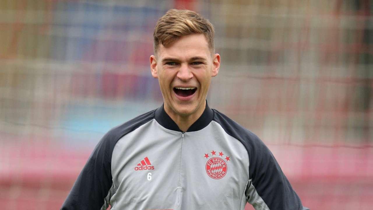 Joshua Kimmich Bayern Munich 2020-21
