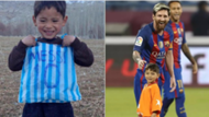 Murtaza Ahmadi Lionel Messi