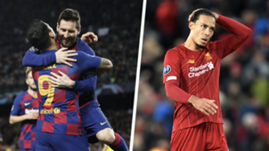 Champions League 2019-20 Liverpool Barcelona