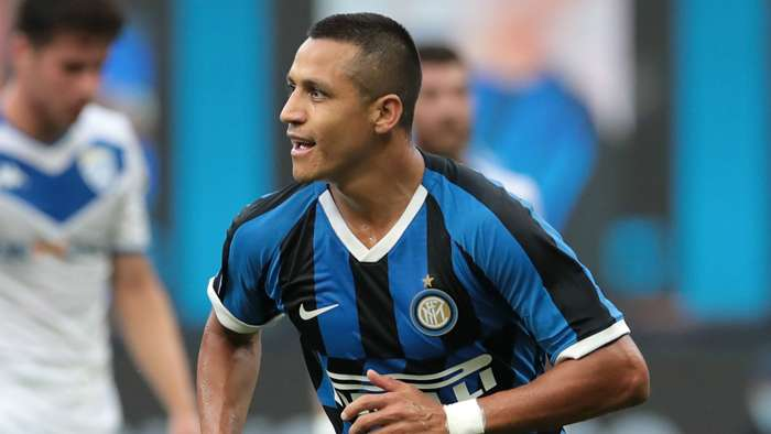 Alexis Sanchez Inter 2019-20