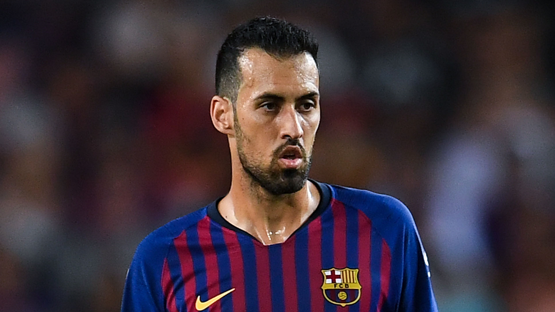 Sergio Busquets Ingin Akhiri Karier Di Barcelona   Goal.com