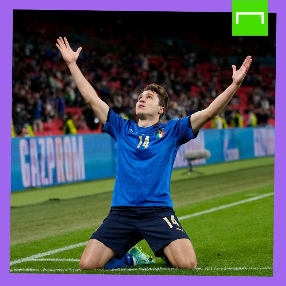 Italy's big-game player: Chiesa proving the value of ...