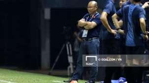 Coach Park Hang-seo   U23 Vietnam vs U23 Jordan   AFC U23 Championship 2020   Group Stage