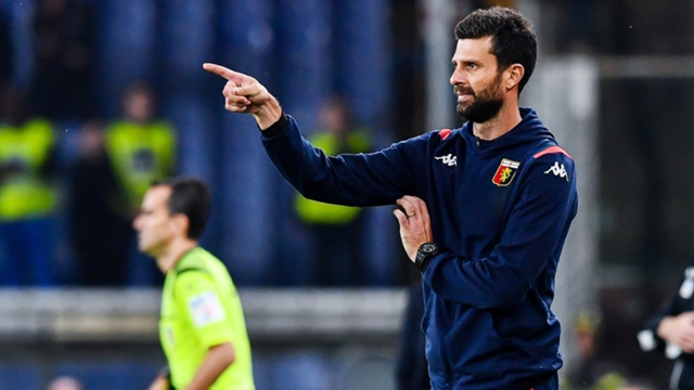 Thiago Motta - Genoa