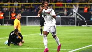 Serge Gnabry Germany Argentina