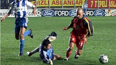 Galatasaray Deportivo UCL 15022001