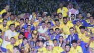 Al Nassr celebration