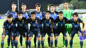 Japan U-17 team
