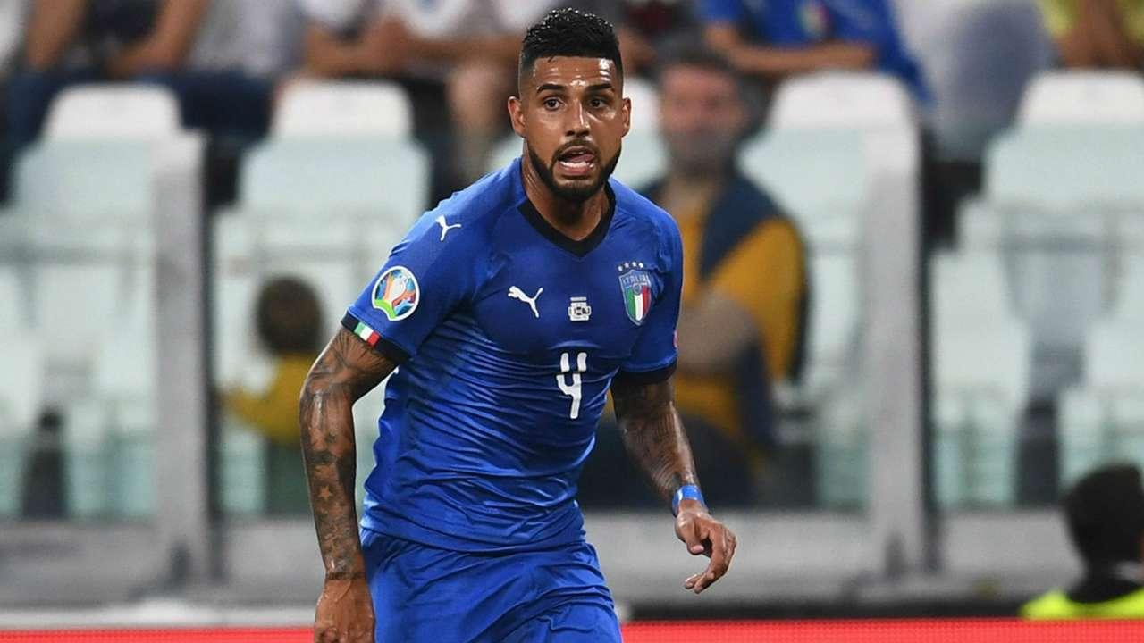Emerson Palmieri Italay Euro 2020 qualifying 2019