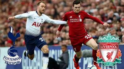 GFX Liverpool Tottenham 2018