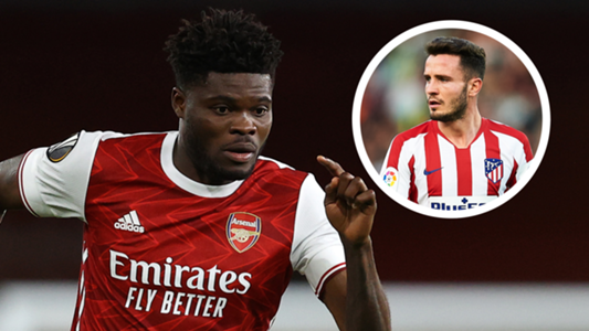 'He's incredible' - Arsenal star Partey can be one of the world's best, says Saul Niguez | Goal.com