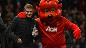 Ole Solskjaer Manchester United Premier League
