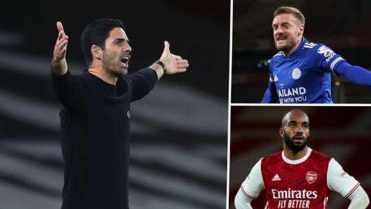 (Arsenal 0-1 Leicester) Mạch bất bại ở Emirates bị phá, Arteta 'phát điên' với 1 tình huống