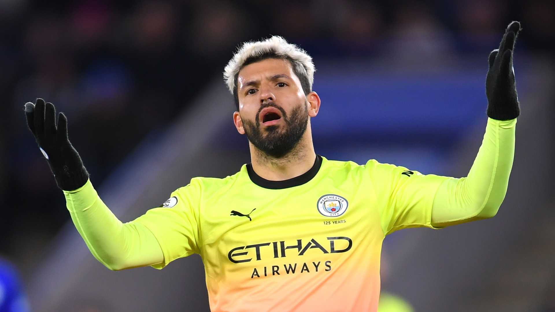 Leicester City vs. Manchester City - Football Match Report