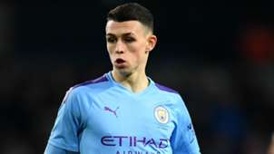 Phil Foden Manchester City 2019-20