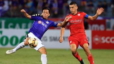 Hà Nội FC CLB TP.HCM Vòng 18 V.League 2018